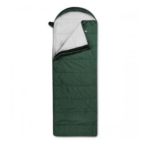 Спальный мешок Trimm Comfort VIPER, 185 R (зеленый)