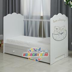 Кровать детская LOVE SLEEPING