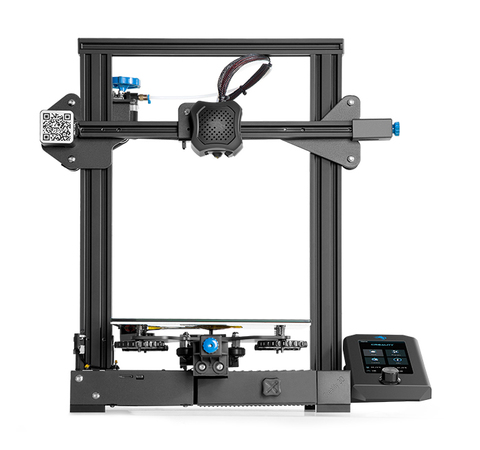 3D-принтер Creality3D Ender 3 v. 2 (набор для сборки)