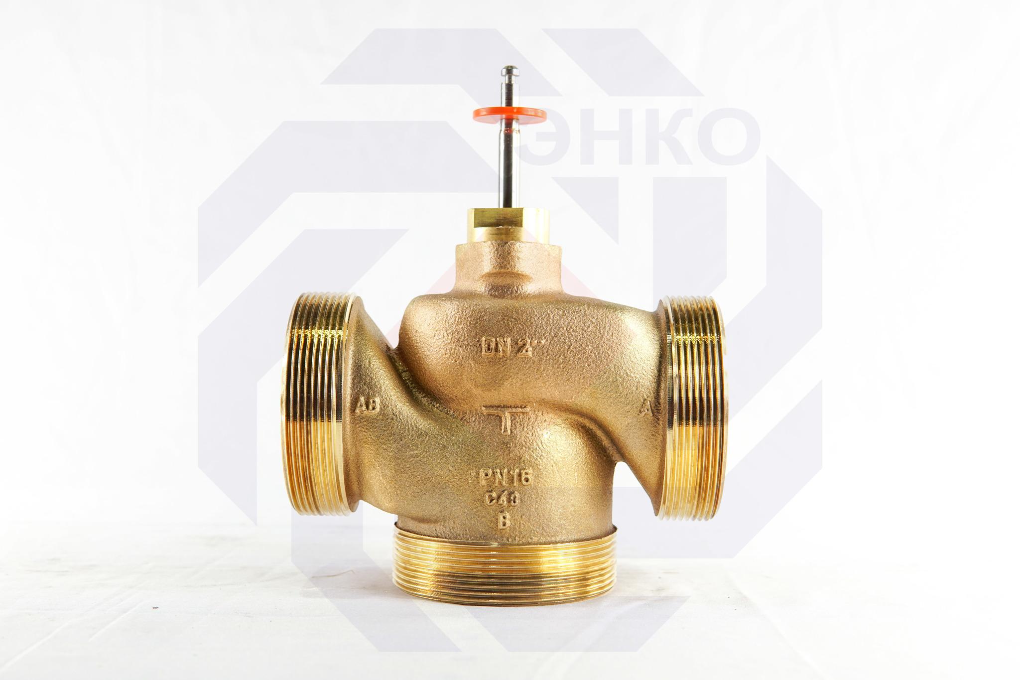 Клапан регулирующий трехходовой IMI CV316 RGA DN 50