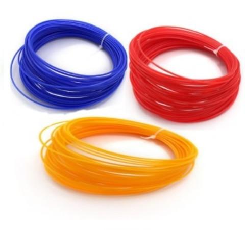 Цветной набор PLA пластика