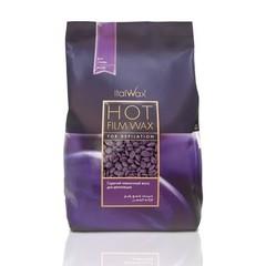 Italwax, Воск для депиляции горячий в гранулах «Слива», 1 кг