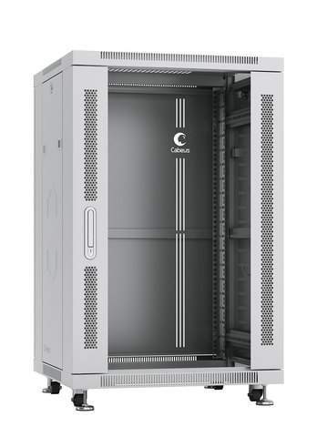 Шкаф напольный 19-дюймовый, 18U SH-05C-18U60/60 (7043c)