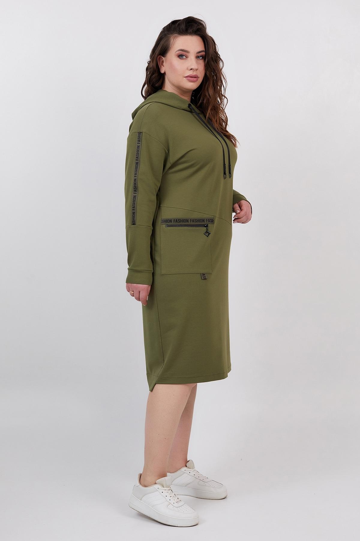 Сукня Аделіна (зелений)