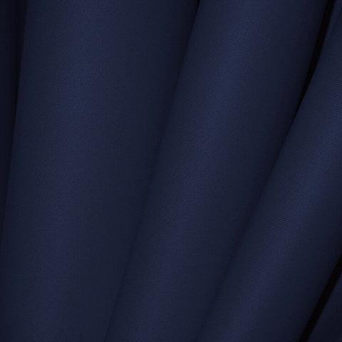 Блэкаут однотонный синий. Арт. Т-711-23- 2,5 метра.