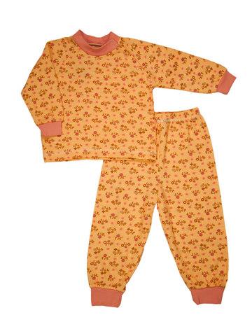 Пижама Мелонс 1230 оранжевая