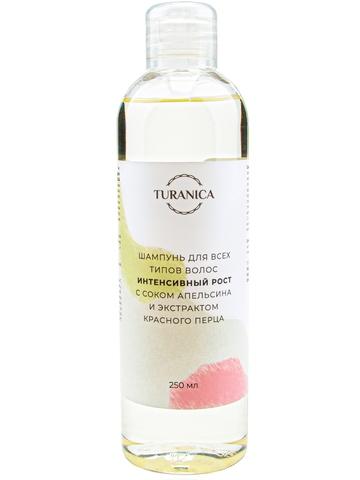 Шампунь для всех типов волос Turanica
