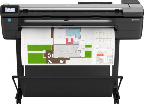 Плоттер HP Designjet T830 (F9A30D) A1/36