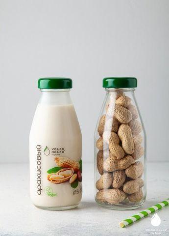 Молоко растительное VolkoMolko «Арахисовое», 0,3 л
