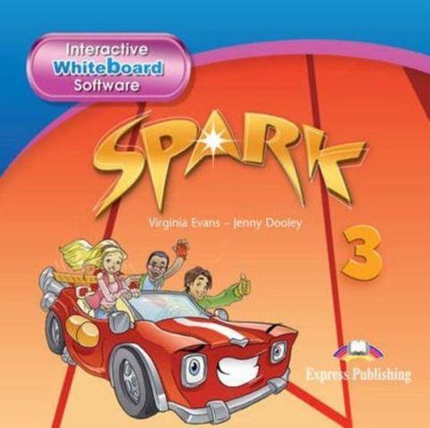 Spark 3 (Monstertrackers). Interactive Whiteboard Software.Программное приложение для интерактивной доски