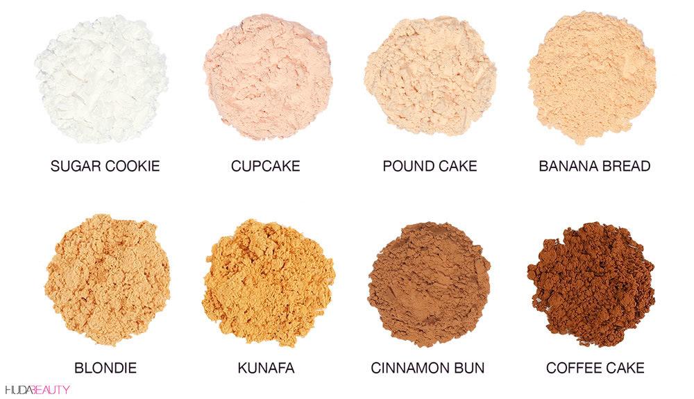 Huda Beauty Easy Bake Loose Powder