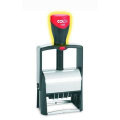 Датер автоматический со свободным полем Colop S2460 Bank (58х27 мм, металлический)
