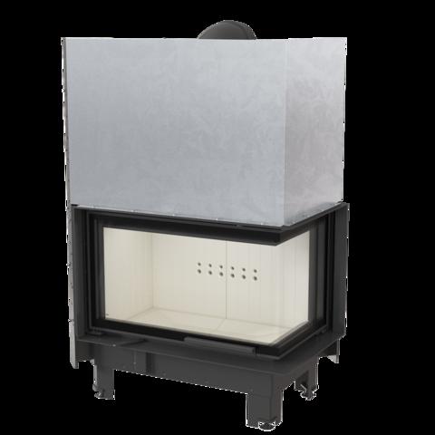 Каминная топка Kratki MBO/P/BS/G/SG (гнутое стекло) (15 кВт)