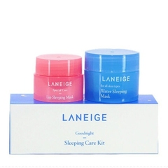Laneige - Набор из двух масок для губ (Berry+Water)