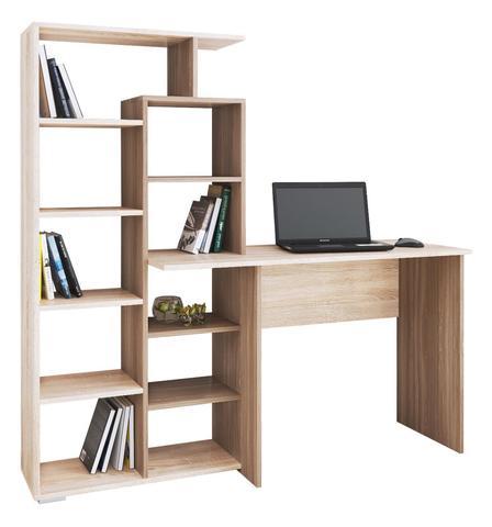 Компьютерный стол Квартет-4 дуб сонома