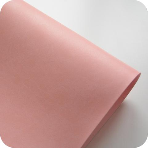 Кожзам переплетный матовый, розовый