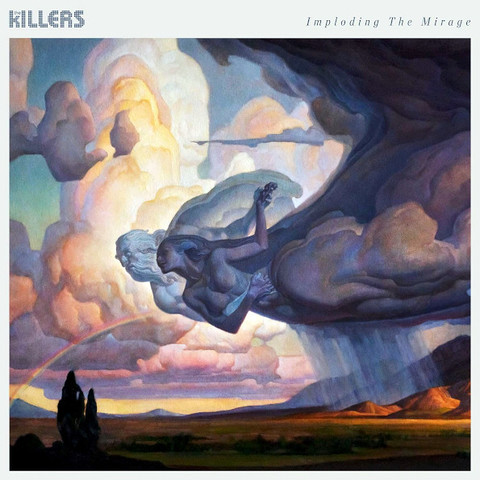 The Killers / Imploding The Mirage (LP)