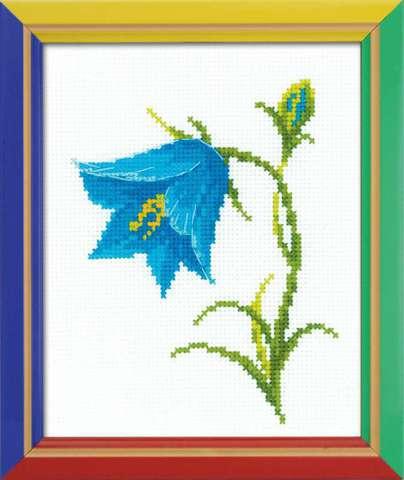 производитель РИОЛИС ¶артикул НВ-136¶размер 13х16¶техника счетный крест¶тематика детская¶состав канв