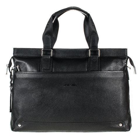 Мужская сумка из кожи Prensiti 09231