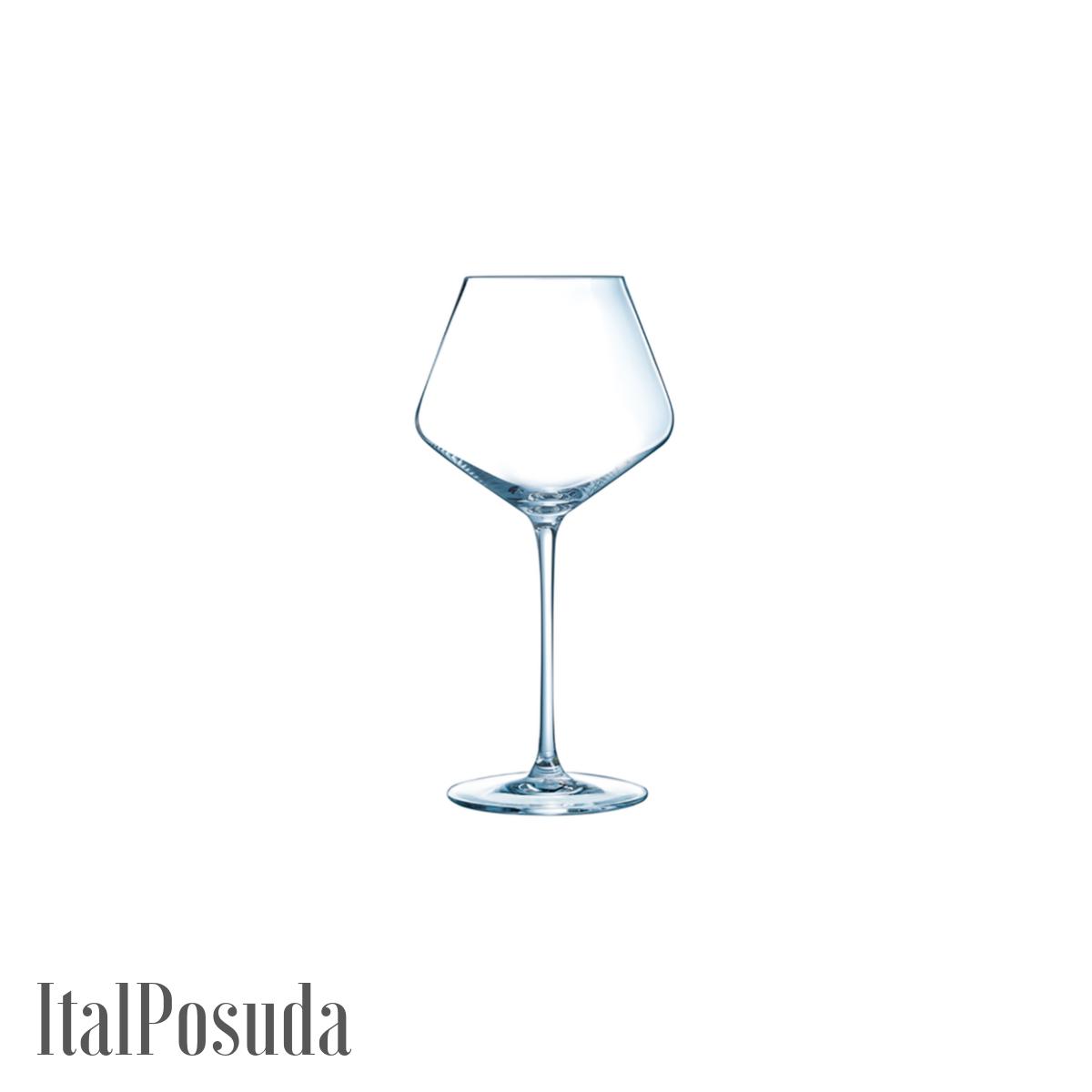 Набор бокалов для вина Eclat Cristal d'Arques Ultime (Ультим), 6 шт N4313
