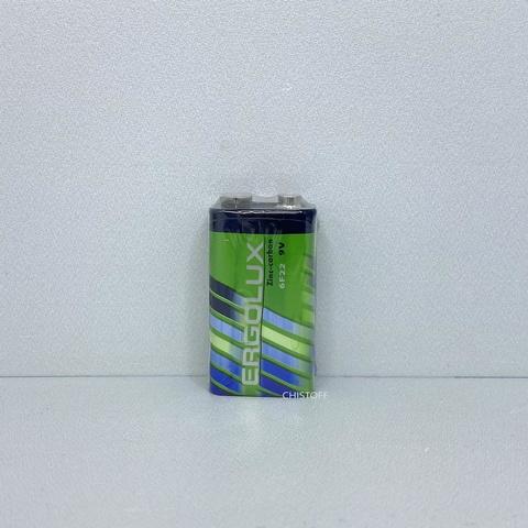 Батарейка ERGOLUX Zinc-carbon 9V Krona