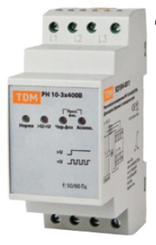 РН 05-3х400/230В TDM
