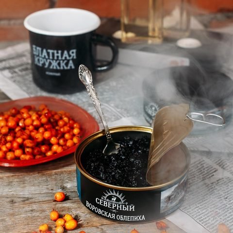 Табак для кальяна Северный Воровская Облепиха 100 гр