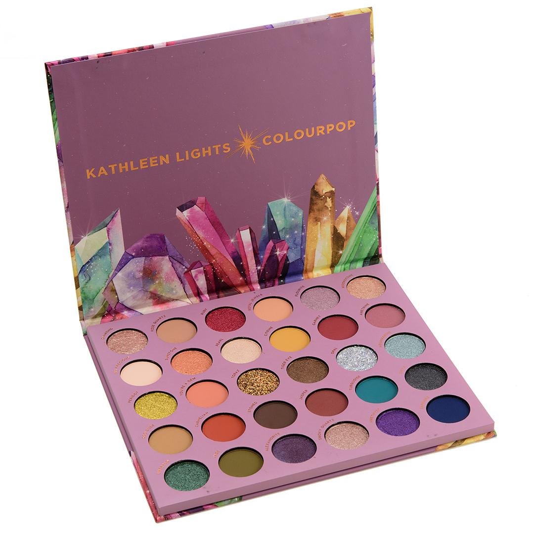 ColourPop So Jaded Shadow palette
