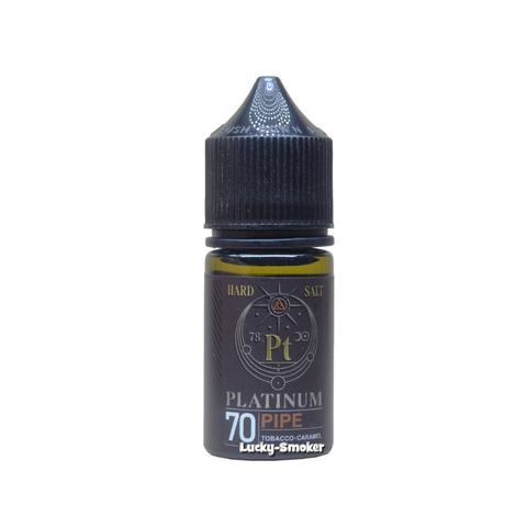 Жидкость Platinum Hard Salt 30 мл Pipe Tobacco Caramel