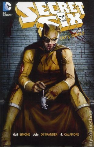 Secret Six: Cat's Cradle Vol 3 TPB