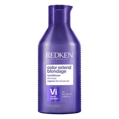 REDKEN BLONDAGE кондиционер с ультрафиолетовым пигментом для тонирования и укрепления оттенков блонд 300 мл