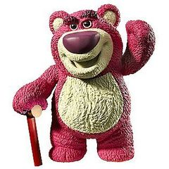 Toy Story 3 Lotso Figure