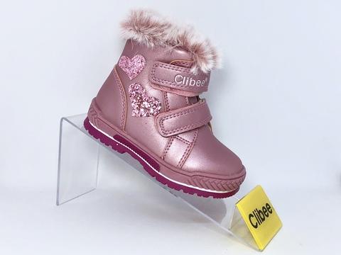 Clibee (зима) H158 Pink 20-25