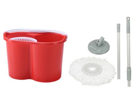 Набор для мытья пола Plast Art Magic Cleaning Bucket