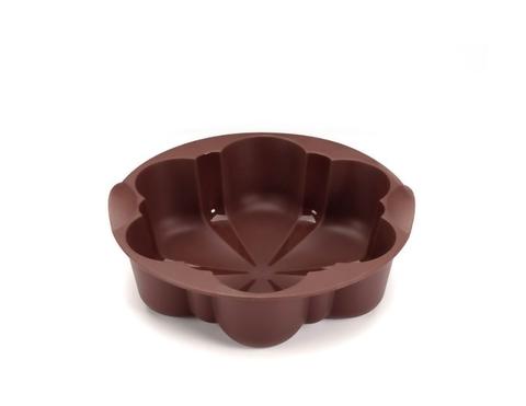 силиконовая форма цветок tupperware