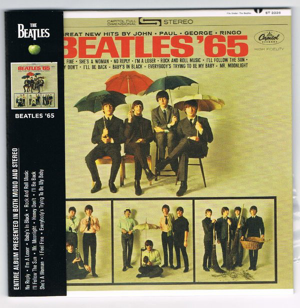 BEATLES, THE: Beatles '65 (US)