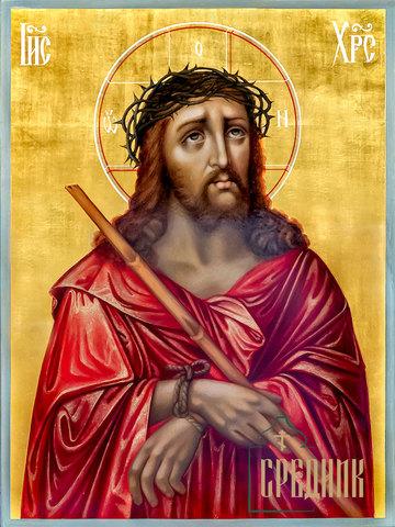 Икона Спаситель в терновом венце
