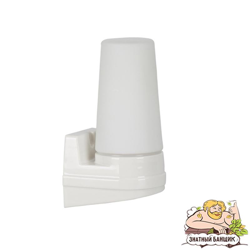 Светильник для бани или сауны Г-образный