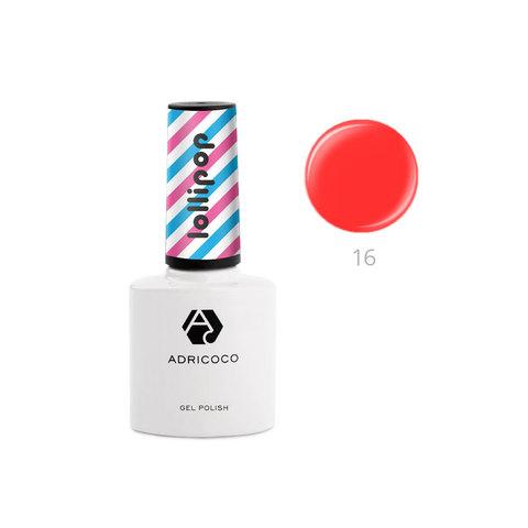 Гель-лак ADRICOCO Lollipop №16 - Фрутелла (8 мл.)