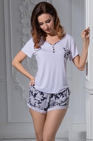 Комплект с шортами Mia-Mella 6382