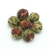Связанный зеленый чай «Море цветов»
