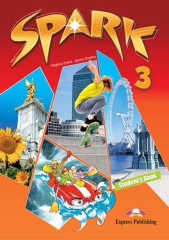 Spark 3 (Monstertrackers).Student's Book. Учебник
