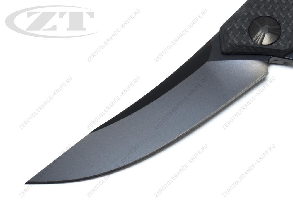 Нож Zero Tolerance 0462BLK Sinkevich - фотография