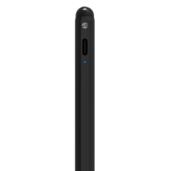 Стилус SwitchEasy EasyPencil Pro iPad 2018-2020 / iPad Pro 2020, USB-C, черный