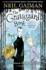 Graveyard Book, the - 10th Anniversary Ed. (illustr.)