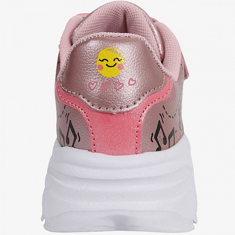 Кроссовки розовый стильный Капика  (ТРК ГагаринПарк)