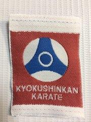 Нашивка KYOKUSHIN KAN