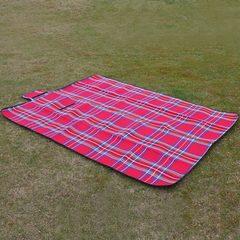 Складной коврик для отдыха, пляжа и туризма (180х150 см)