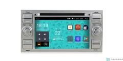 Штатная магнитола 4G/LTE Ford Focus Android 7.1.1 Parafar PF149D