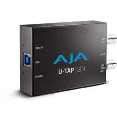 Устройство видеозахвата AJA U-TAP USB 3.1 Gen 1 Powered SDI Capture Device